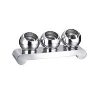 Food Display Shelf RCH-325 - Food Display Stainless Steel Bentuk Bola