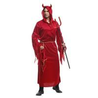 red devil Halloween Costume cosplay