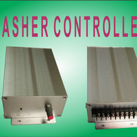 Flasher Ficker Controller Lampu Hias 6 Output