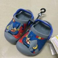 sepatu sandal anak crocs boy kids original 100%