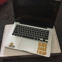 Macbook pro 2011 13 inch
