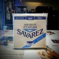 Savarez 500CJ New Cristal Corum High Tension Classical Guitar String