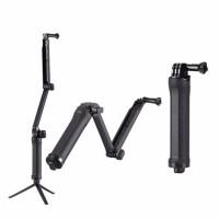 3-Way Grip-Arm-Tripod for SJCAM SJ4000SJ5000 & GOPRO 43+3 XIAOMI YI
