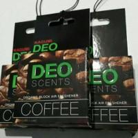 Parfum Mobil Kagumi DEO Scents COFFEE - Organic Block Air Freshener