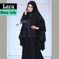 Hijab Khimar Cardi Lara