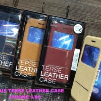 Case Casing  Cover Sarung BASEUS TERSE LEATHER CASE  iPhone 6/6s
