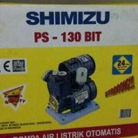 Pompa Air Shimizu PS-130Bit Otomatis