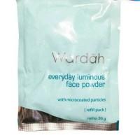 Wardah Luminous Face Powder Refill