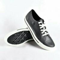 sepatu casual AP Star AP Boots Karet PVC sneakers Sekolah hitam putih