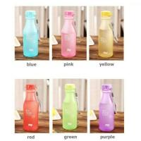 Botol Minum Soda Colour Doff