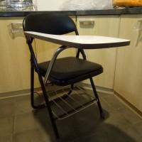 kursi kantor murah kerja belajar meja lipat chitose rekondisi bandung