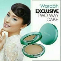 Wardah Exclusive Two Way Cake