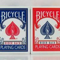 Sale!!! Kartu Remi: Bicycle Rider Back Original Murah Bangeeet