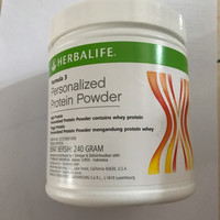 PPP PERSONALIZED PROTEIN POWDER HERBALLIFE