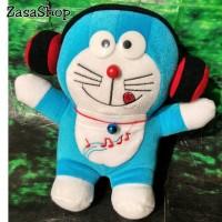 Boneka Doraemon Lucu Headset/Doraemon Bagus Murah Berkualitas