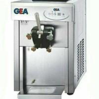MESIN PEMBUAT ES KRIM GEA BTB-7227/SOFT ICE CREAM MACHINE 1 FLAVOUR