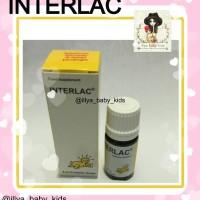 Interlac probiotic suplemen for baby