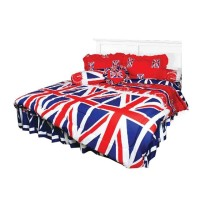 Sprei Rumbai King California