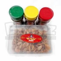 Paket Udang Crispy Besar Sambal 3 Rasa Bu Rudy Oleh2 Bu Rudi Surabaya