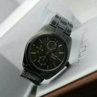 Jam Tangan Pria Alexandre Christie Ac 8531 Original Full Black