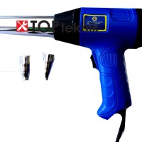 Mesin Blower Hot Gun Heat Gun Welding Watt Kecil 700Watt PVC Plastik