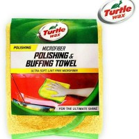 Turtle Wax Microfiber Polishing & Buffing Towel (TWA119)