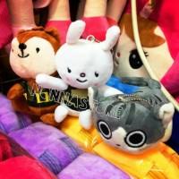 Bagcharm Hayang - Neukkun - Furyu Cat