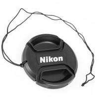 Tutup Lensa Lenscap Nikon 52mm