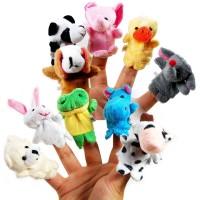Boneka Jari Seri Animal dan Family (BonJar Binatang/Keluarga)
