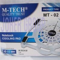 Cooling Pad M-TECH MT-02 ( Pendingin Laptop )