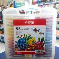 Crayon 55 warna Titi