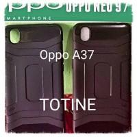 OPPO A37 NEO9 Case Carbon Cover Armor SoftCase Silikon Casing Neo 9