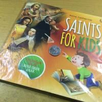 Buku Cerita Kristen Saints for Kids Pegangan Wajib Bina Iman Anak