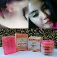 [ORIGINAL] Paket Cream Collagen 2in1 & sabun collagen +Vit.E original