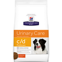 Science Diet Hills Urinary Care Dog C/D - Makanan Anjing