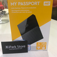 Hardisk My Passport WD 2TB 4TB Original Murah
