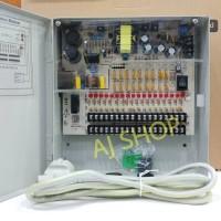 POWER SUPPLY BOX 12V 30A 18 WAY HIGH QUALITY POWER SUPPLY AC TO DC