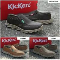 Sepatu kickers slip on Milano