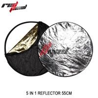 5 IN 1 REFLECTOR 55CM
