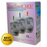 EasyTouch GCU Gula Darah Kolesterol Asam Urat Easy Touch Murah