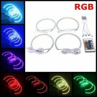 Angel Eyes LED RGB Wireless BMW E36 E39 E38 E46