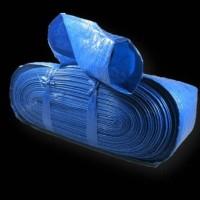 Selang Terpal Plastik 3 Dim / 15 cm (50 meter)