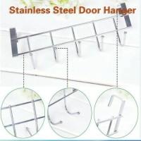 gantungan pintu stainless steel / stainless steel door hanger