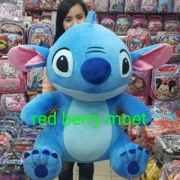 boneka stitch super jumbo / boneka stich super besar