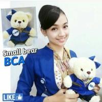 Kado Ultah Ulang Tahun Boneka Bear Kostum Bank