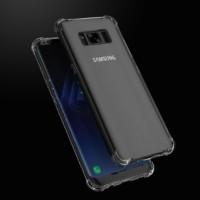 Anticrack case Samsung S8+/C9 PRO / S8 Tipe Samsung Clear Backcase