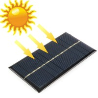 Solar Panel Portable Mini 6V 1W Modul DIY Cell Charger Cas 18650