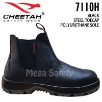 Sepatu Safety Shoes Cheetah 7110H