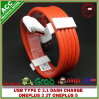KABEL DATA USB Type C 3.1 DASH CHARGE ONEPLUS 3 3T 5 ORIGINAL 100%