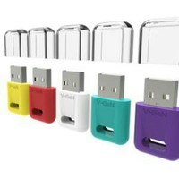 Flashdisk V-GEN ATOM 8GB FULL USB 2.0 Flash Drive ORIGINAL 100%GARANSI